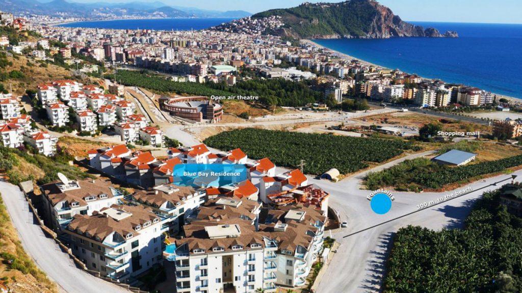 Lägenheter i Alanya  | Hyr möblerade boenden 2020