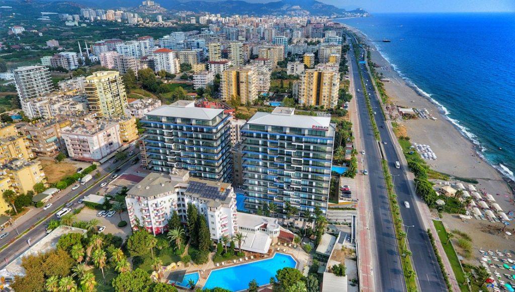 Lägenheter till salu i Alanya - Nya lägenheter