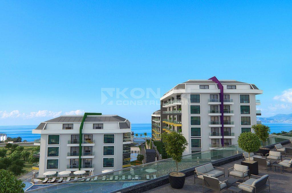 köpa lägenhet i Turkiet Antalya